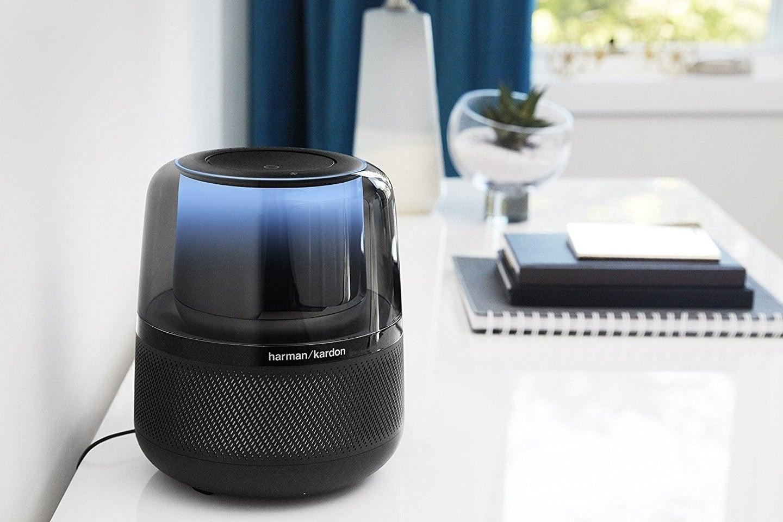 [Amazon-WHD-Primeday] Harman-Kardon Allure Sprachgesteuerter Lautsprecher (mit Amazon Alexa)