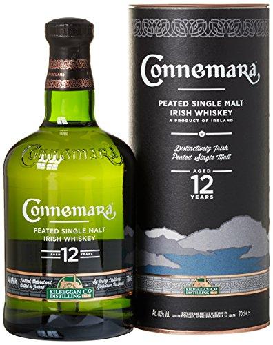 Connemara Peated Single Malt Irish Whiskey 12 Jahre [prime day Blitzangebot]