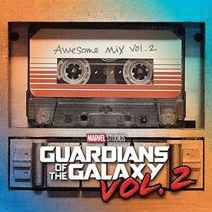Guardians of the Galaxy Vol. 2: Awesome Mix Vol. 2 [Vinyl LP] 10,97€ (Amazon Prime)