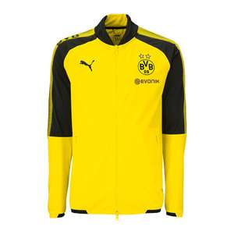 BVB Borussia Dortmund Trainingsjacke von Puma