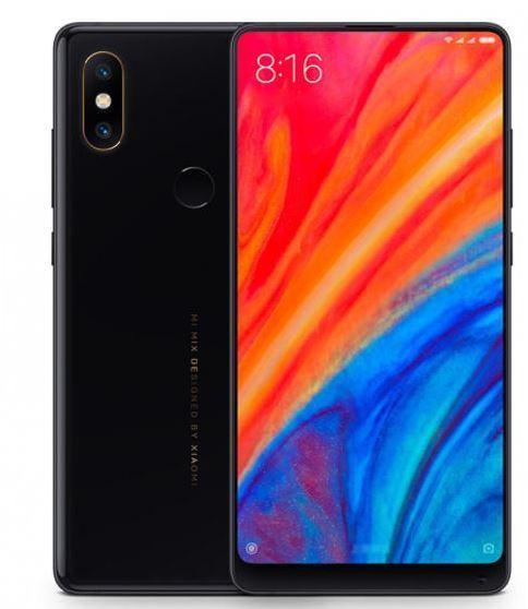 Xiaomi Mi Mix 2s 128 GB Schwarz Global - Versand aus DE / Hannover