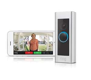 [amazon prime day] Ring doorbell pro (179€) bzw doorbell 2 (139€), WLAN Türklingel mit Video zum Bestpreis