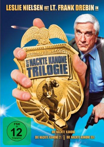 [Amazon Prime] Die nackte Kanone Trilogie (DVD) für 5,73€