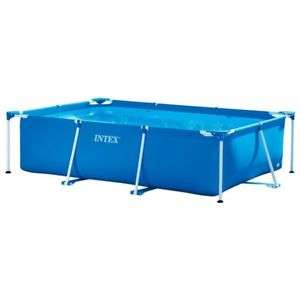 Intex Family Schwimmbecken Swimming-Pool Stahlrohrbecken blau 300x200x75cm (eBay Plus)