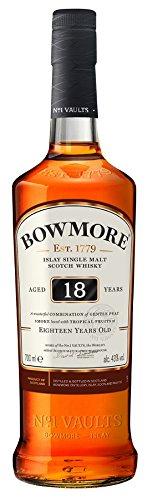 (Prime) Bowmore Single Malt Scotch Whisky 18 Jahre