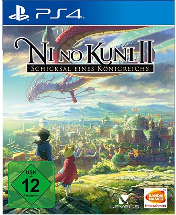 Ni No Kuni 2 PS4 Schicksal eines Königreichs Amazon Prime Only