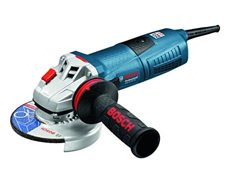 Bosch Professional Winkelschleifer GWS 13-125 (1300 Watt, Leerlaufdrehzahl: 11.500 min-¹)