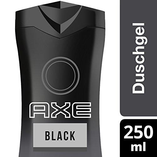 Axe Duschgel Black, 250 ml, 6er Pack (6 x 250 ml) PRIME DAY