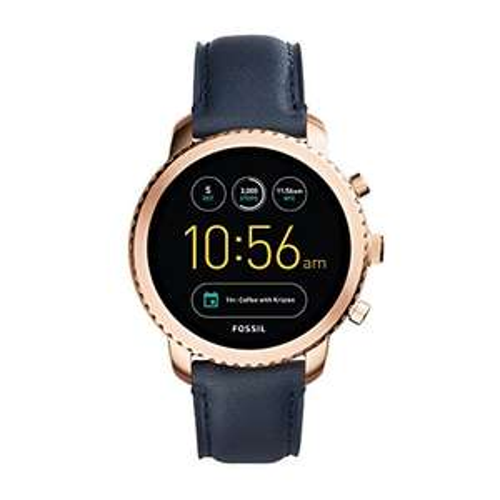 [amazon]  Fossil Herren Smartwatch Q Explorist 3. Generation