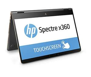 [Amazon Prime] HP Spectre x360, 15,6 Zoll 4K IPS Touchdisplay, Intel Core i7-8550U, 16GB RAM, 256GB SSD, Nvidia GeForce MX150 2GB