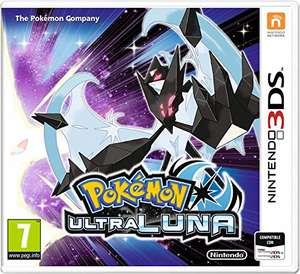 Pokemon: Ultramond (3DS) für 23,44€ (Amazon ES)