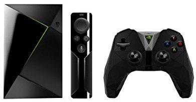 Nvidia Shield 2017 inkl. Fernbedienung und Game Controller