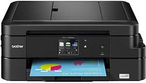 [Amazon Prime Day] Brother DCPJ785DW 3-in-1 Farbtintenstrahl-Multifunktionsdrucker 6000 x 1200 dpi
