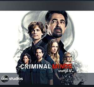 Stream Amazon Prime Video Criminal Minds Staffel 12 [dt./OV]