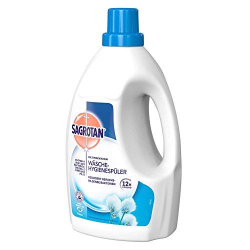 Sagrotan Wäsche-Hygienespüler Frisch, Desinfektion, 8er Pack (8 x 1,5 l)