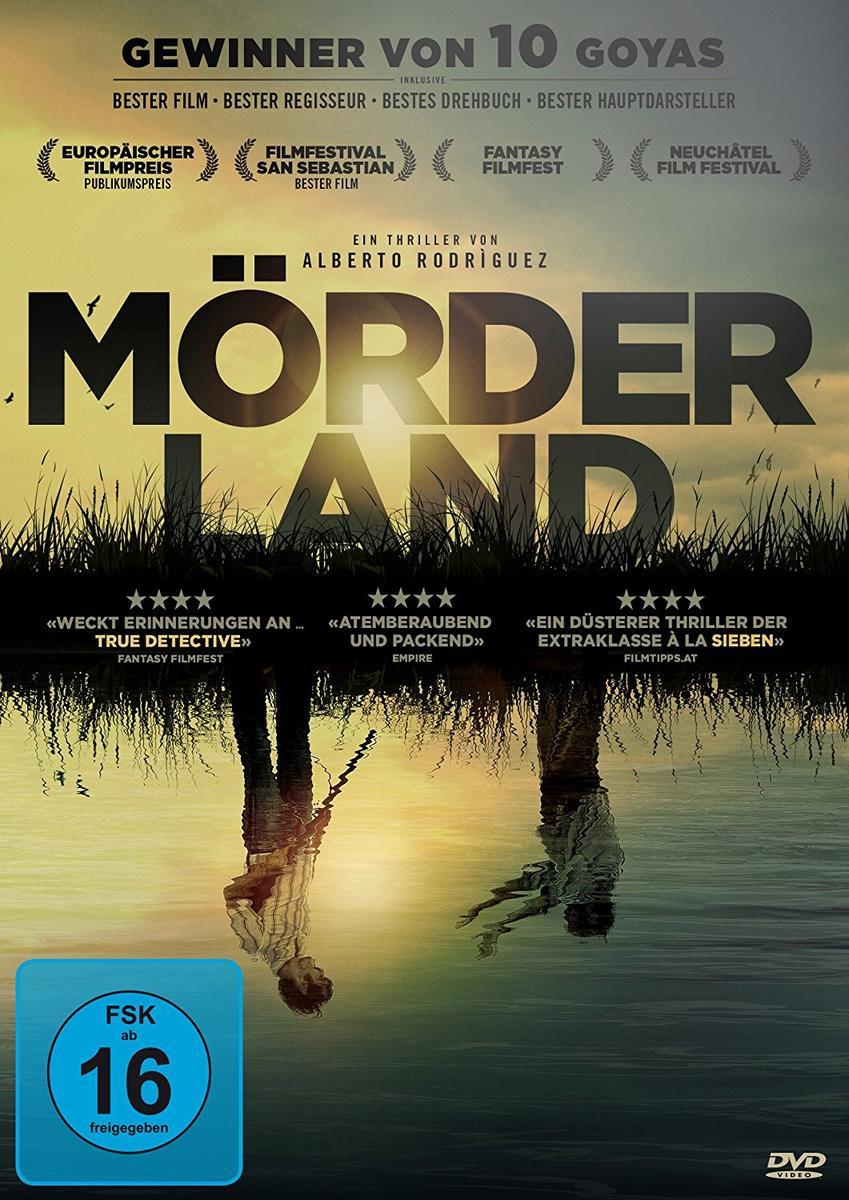 La Isla minima - Mörderland (IMDb 7,3) bis 22.07. auf arte.tv verfügbar