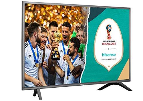 Hisense H55NEC5605 - 55 Zoll, Smart-TV, 4K, UHD, HDR10 (Prime-day) [Amazon]