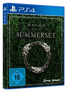 The Elder Scrolls Online: Summerset [PlayStation 4] [XBOX One] [PC] [Amazon Prime Day]