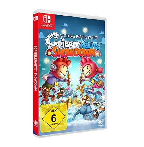 Scribblenauts: Showdown - [Nintendo Switch] [Amazon Prime Days]
