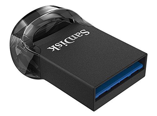 [PRIME] SanDisk Ultra Fit 256 GB FlashLaufwerk USB 3.1 bis zu 130MB/Sek