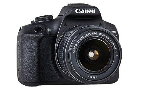 (Amazon PrimeDay) Canon EOS 2000D Spiegelreflexkamera mit Dem Objektiv EF-S 18-55 is II Kit