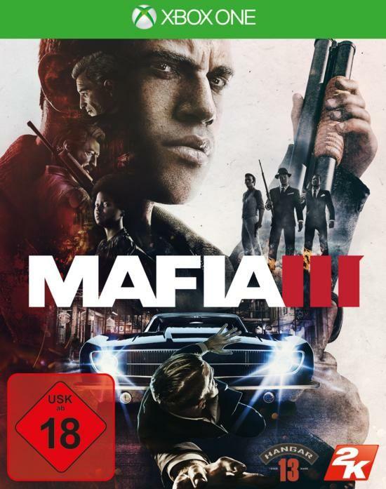 Mafia III(Xbox One) (Filialabholung)