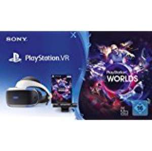 PlayStation VR + Camera + VR Worlds Voucher [neue PSVR Version] WHD 20%