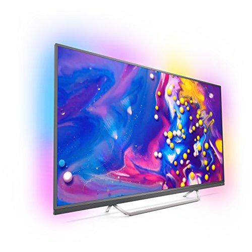 "[amazon prime] Philips 65PUS7502/12 - 65"" Ultra HD 4K Smart TV (3840x2160, HDR10, HLG, 120 Hz nativ, Triple Tuner mit DVB-T2, Android TV 7.0, 3-seitiges Ambilight)  im Blitzangebot bis max. 13 Uhr"