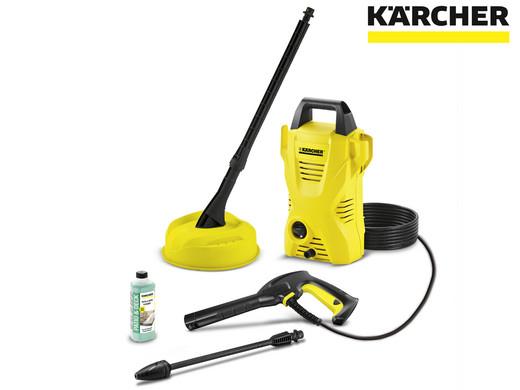 [ibood] Kärcher K2 Basic Home + Oberflächenreiniger T-Racer T150