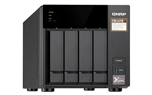 [amazon prime] QNAP TS-473-4G - 4-Bay NAS Desktop-Gehäuse (4x GbE LAN, 4GB RAM, 4x USB3.0, 2x PCIe 3,0x4, 2x M.2/M-Key, AMD-RX421ND) im Blitzangebot