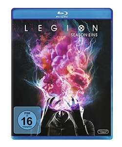 Legion Season Eins (Blu-ray) für 13,97€ (Amazon Prime Blitzangebot)