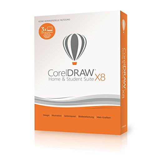 [Amazon Prime Day] CorelDRAW Home & Student Suite X8