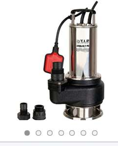 (Prime day + Coupon) Tauchpumpe T.I.P. Extrema 400/11 Pro