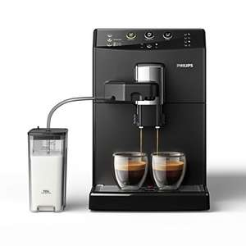 [Amazon Prime Day] Philips 3000 Serie HD8829/01 Kaffeevollautomat (1850 W, Cappuccino auf Knopfdruck) schwarz
