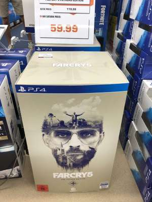 """Lokal"" Saturn Norderstedt Far Cry 5 PS4 Father Edition"