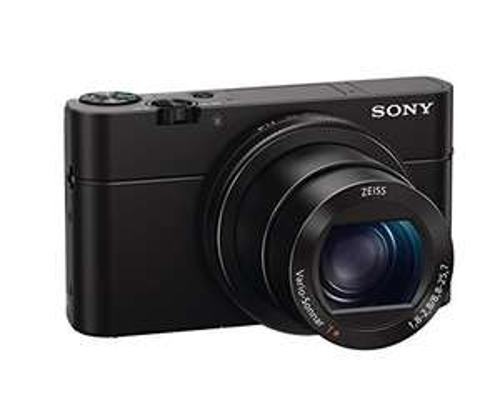 [Amazon Prime Day] Sony DSC-RX100 IV Digitalkamera (21 Megapixel, 3-Fach Opt Zoom, 11-Fach Digital Zoom, 7,6 cm (3 Zoll) Display, Pop-up-Sucher) Schwarz