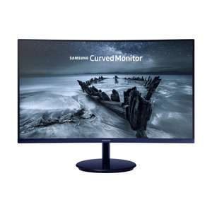 [nbb + Masterpass] Samsung Curved Monitor C27H580F - 68,6 cm (27 Zoll), LED Curved, VA-Panel, AMD FreeSync, HDMI - BLITZDEAL bis 13.00 Uhr