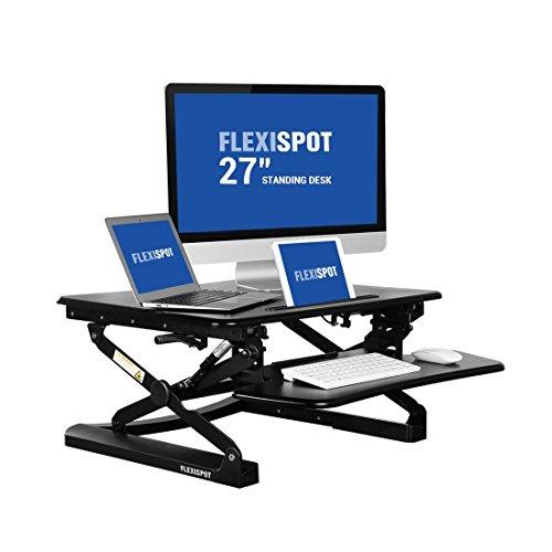 (Blitzangebot bis 17:30)  Höhenverstellbarer Tischaufbau für Steharbeitsplätze -Flexispot M1B