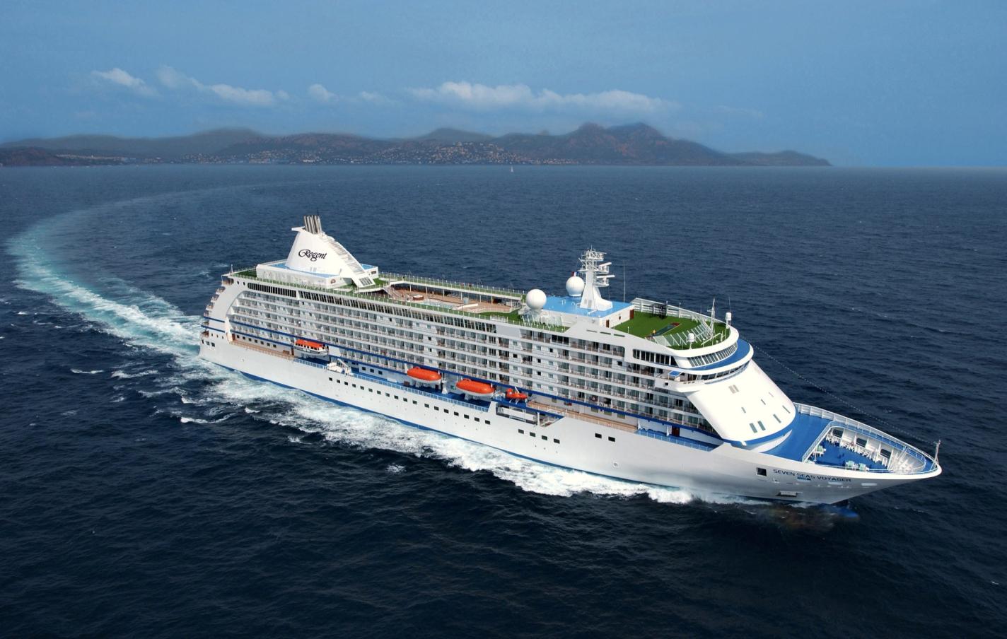 Luxuskreuzfahrt mit Regent Seven Seas 5***** Reederei