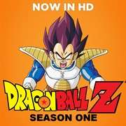 Dragon Ball Z Staffel 1 in HD Kostenlos (Microsoft)