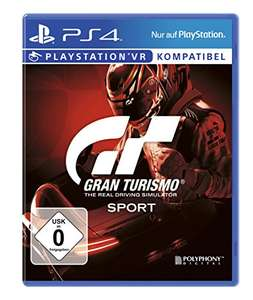 Prime Day - Gran Turismo Sport - [PlayStation 4]  - EUR 14.99