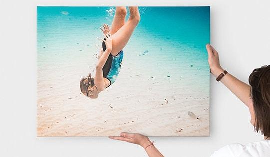 40% auf alle Fotoprodukte bei Albelli (Fotoabzüge, Fotobücher, Wandbilder, ...)