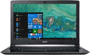 Acer Aspire 5 (A515-51G-8107) Notebook (15,6 Zoll, Intel Core i7 8550U, GeForce® MX150, 1000 GB HDD, 128 GB SSD)