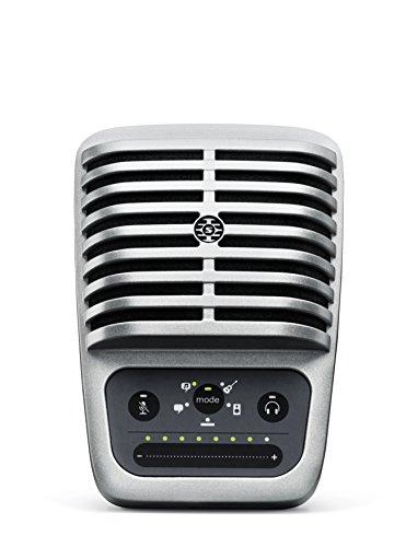 Shure MV51, digitales USB - Großmembran-Kondensatormikrofon