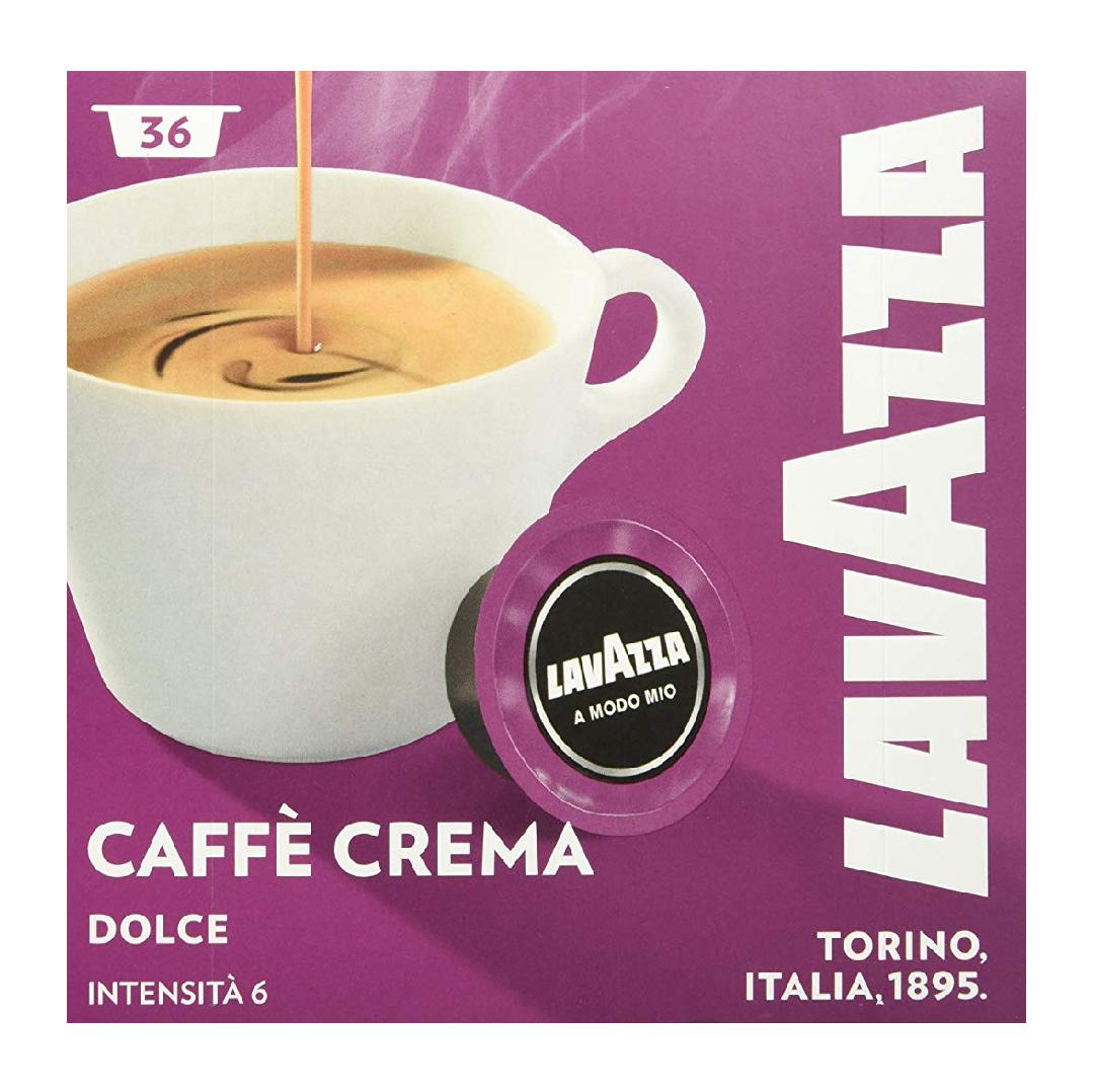 [Prime] Lavazza A Modo Mio Caffe Crema (& weitere)