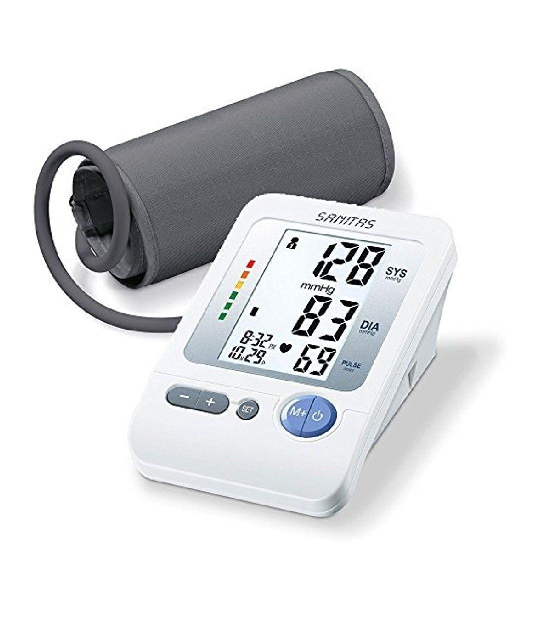 Amazon Prime Day Sanitas SBM 21 Oberarm-Blutdruckmessgerät