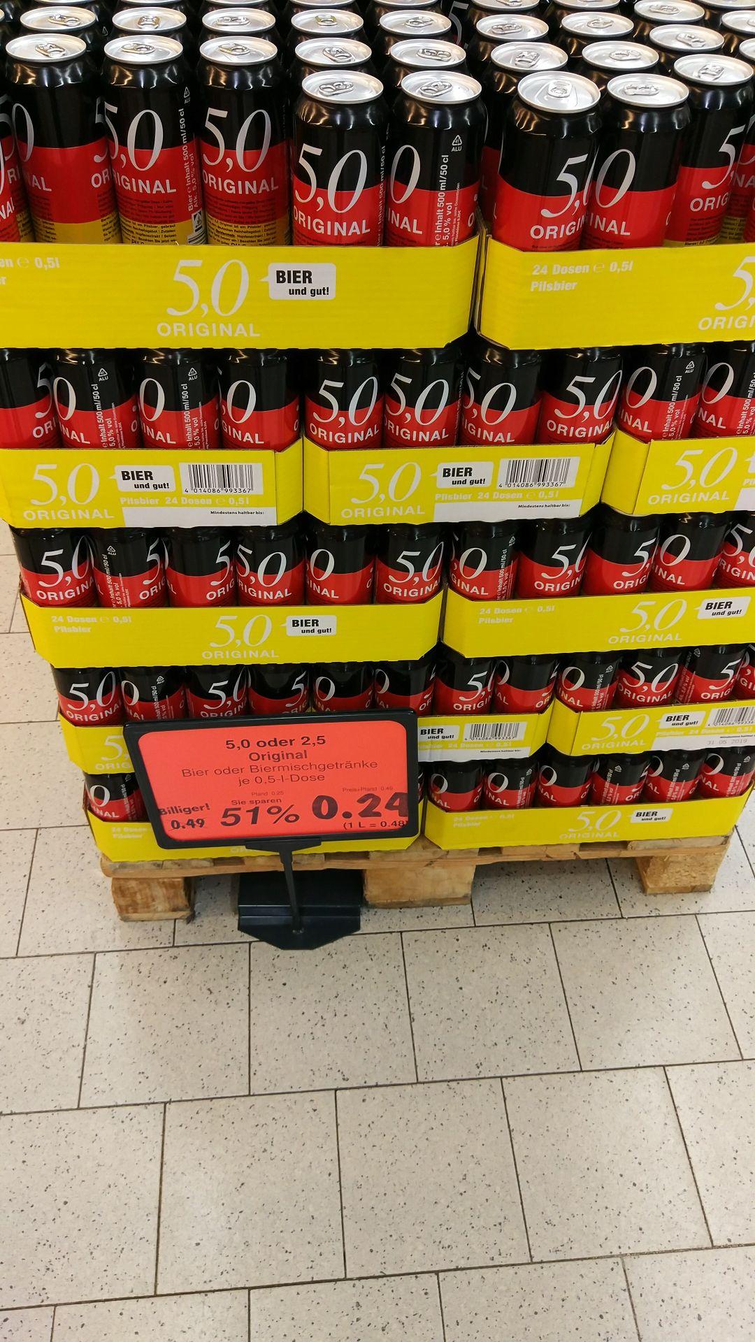 [Lokal] 5,0 *Belgien* Bier im Kaufland Duisburg-Hamborn