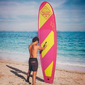 SALITOS Stand Up Paddle Board aufblasbar pink