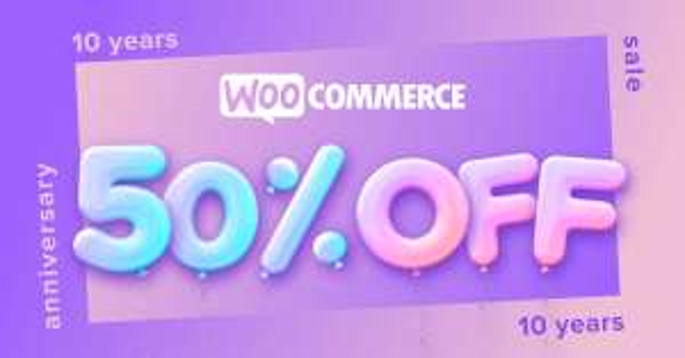 50% auf alle Artikel bei WooCommerce (WordPress Shop Plugin)