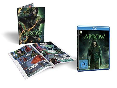 Arrow Staffel 3 inkl. Comicbuch Limited Edition (Blu-ray) für 9,97€ & Die Schöne und das Biest 3D (3D Blu-ray + Blu-ray) für 12,97€ (Amazon Prime Blitzangebot)